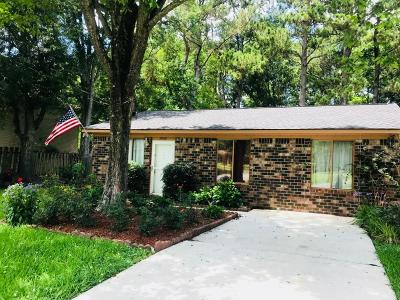 Charleston Single Family Home For Sale: 2068 Clayton Street