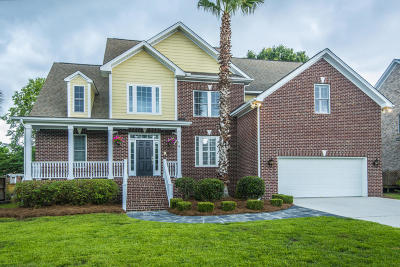 Charleston Single Family Home For Sale: 597 White Chapel Cir Circle
