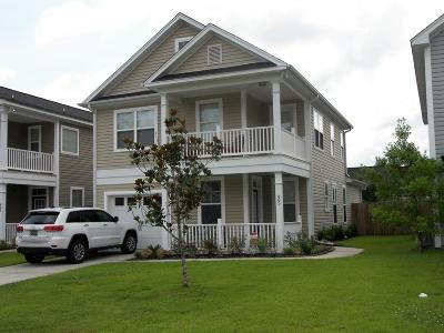 Ladson Single Family Home Contingent: 405 Chemistry Circle