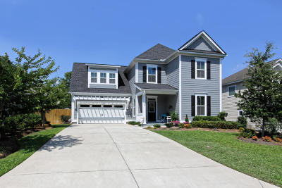 Single Family Home For Sale: 438 Sanders Farm Lane