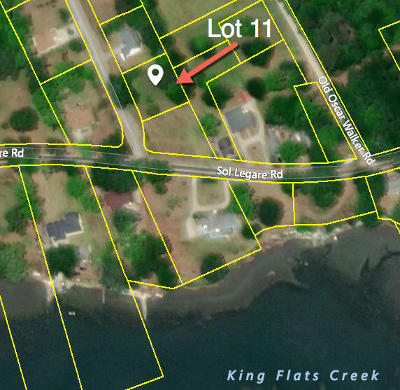 Residential Lots & Land For Sale: Lot 11 Edward D.singleton Drive