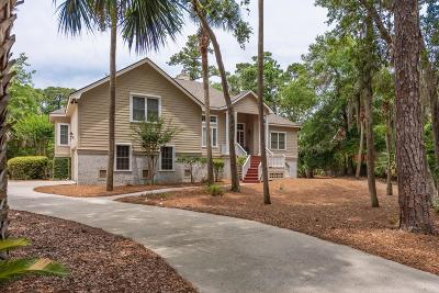 Seabrook Island Single Family Home For Sale: 2470 Cat Tail Pond