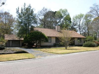 Mount Pleasant SC Single Family Home For Sale: $439,000