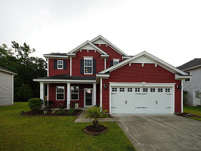 Single Family Home Contingent: 1264 Woodsage Drive