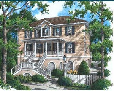 Mount Pleasant Single Family Home For Sale: 3504 Henrietta Hartford Road