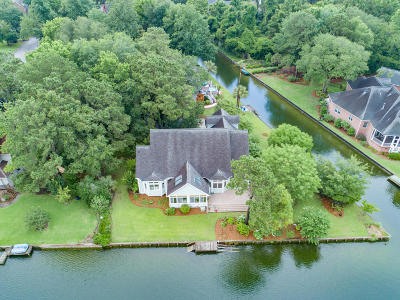 Mount Pleasant Single Family Home For Sale: 1309 Woodlake Court