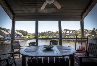 Kiawah Island Attached For Sale: 4572 Park Lake Drive