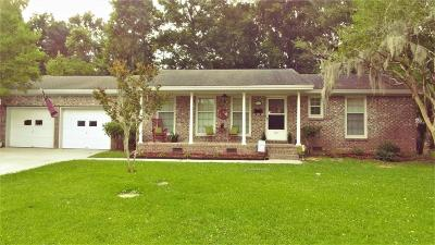 Single Family Home For Sale: 1127 Brookside Drive