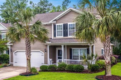 Single Family Home For Sale: 443 Sanders Farm Lane