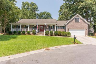 North Charleston Single Family Home For Sale: 5478 King Indigo Court