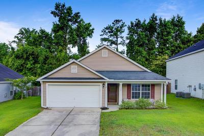 Summerville Single Family Home For Sale: 122 Destin Street