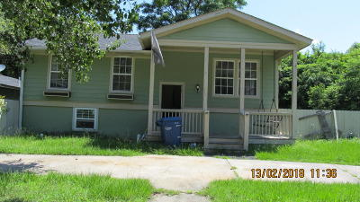 Charleston Single Family Home For Sale: 1843 Debbenshire Drive