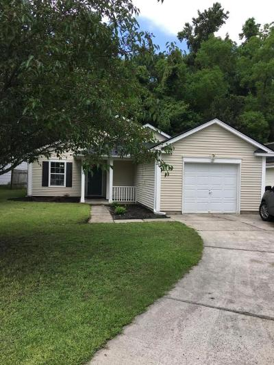 Charleston Single Family Home For Sale: 195 Droos Way