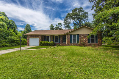 James Island Single Family Home For Sale: 632 Harbor View Road