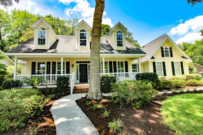 Charleston Single Family Home Contingent: 481 W Wimbledon Drive