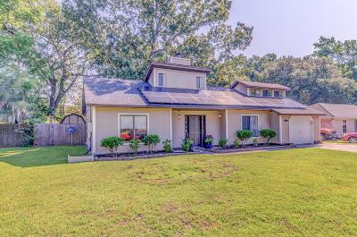 Charleston Single Family Home For Sale: 1979 Vestry Drive
