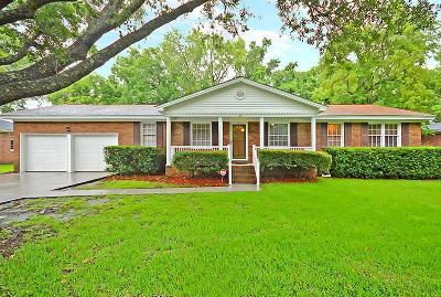 Charleston Single Family Home For Sale: 2214 N Dallerton Circle