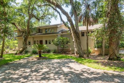 Johns Island Single Family Home For Sale: 2540 Bent Twig