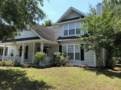 Mount Pleasant Single Family Home Contingent: 1214 Spotted Owl Drive