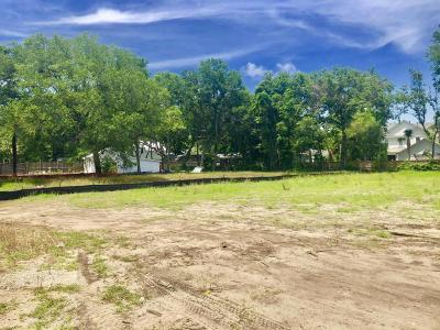 Mount Pleasant SC Residential Lots & Land For Sale: $599,000