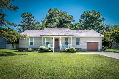 Charleston Single Family Home For Sale: 1453 Camp Road