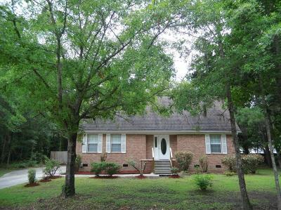 Moncks Corner Single Family Home For Sale: 1003 Striper Avenue