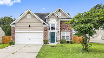 Moncks Corner Single Family Home For Sale: 224 Silk Oak Drive