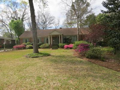 Single Family Home For Sale: 5813 Lakeview Drive