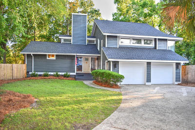 Charleston Single Family Home For Sale: 15 Glenkirk Drive