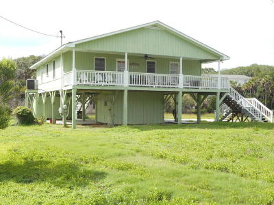Edisto Beach SC Single Family Home For Sale: $389,500