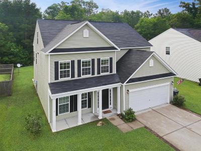 Moncks Corner Single Family Home For Sale: 205 Post Oak Court