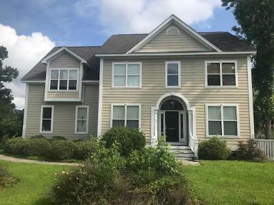Charleston Single Family Home For Sale: 1170 Quick Rabbit