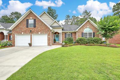 Single Family Home For Sale: 104 Amen Corner