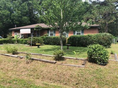 Single Family Home For Sale: 1404 Freer Street