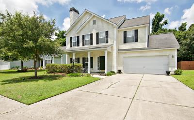 Johns Island Single Family Home Contingent: 2838 August Road