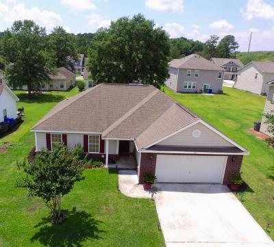 Single Family Home For Sale: 7833 Lumberton Road