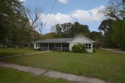 Single Family Home For Sale: 540 Pinckney Street