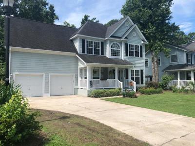 Charleston Single Family Home For Sale: 783 Hunt Club