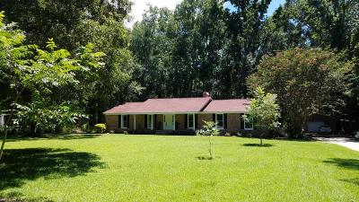 Single Family Home For Sale: 702 Hodge Road