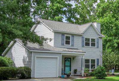 Charleston Single Family Home For Sale: 2746 Garden Creek Road