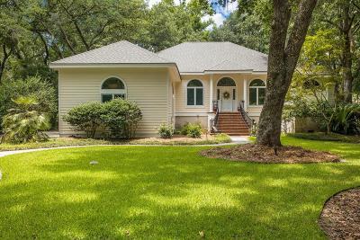 Johns Island Single Family Home For Sale: 2414 Golf Oak Park