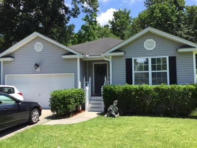 Charleston Single Family Home For Sale: 2634 Lani Court