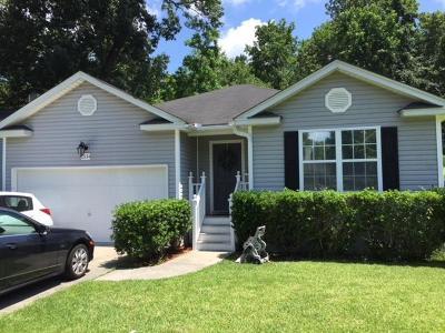 Charleston Single Family Home For Sale: 2634 Lani Court