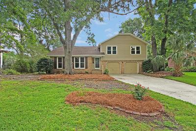 Charleston Single Family Home For Sale: 8 Blaine Court