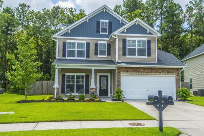 Moncks Corner Single Family Home For Sale: 180 Charlesfort Way