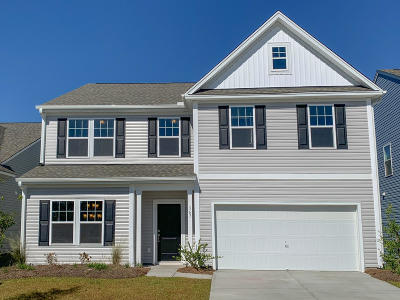 Summerville Single Family Home For Sale: 367 Dunlin Drive