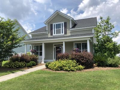 Single Family Home For Sale: 206 Amaryllis Avenue