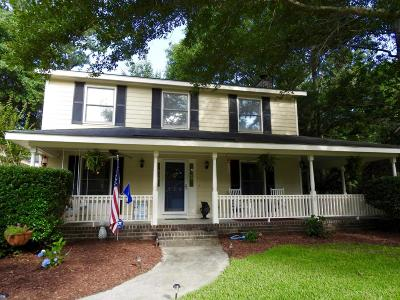 Goose Creek Single Family Home For Sale: 124 Fox Chase Drive