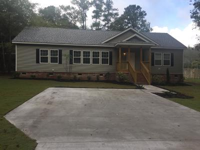 Walterboro Single Family Home For Sale: 315 Teakwood Drive