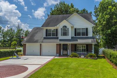 Goose Creek Single Family Home For Sale: 120 Jillian Circle